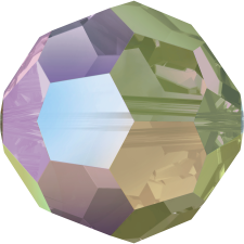 Crystal round bead 8 mm. Paradise Shine