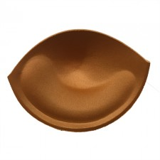 Push up cups Tan L