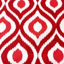 Print Flou Red