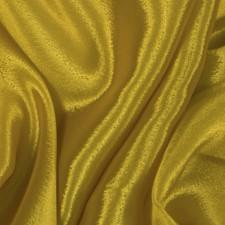 Satin chiffon Gold