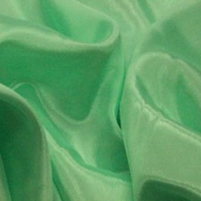 Satin chiffon Peppermint