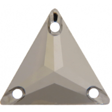 Triangle 16 mm Metallic light gold