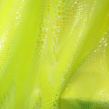 Snake Pearl Glimmer Flou Yellow