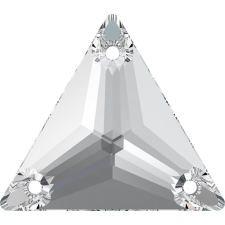 Triangle 16 mm Crystal