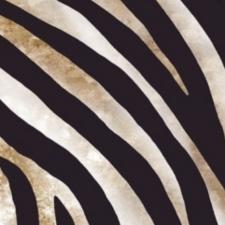 Zebra print tan