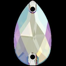 Drop 18x10,5 mm Light Sapphire Shimmer