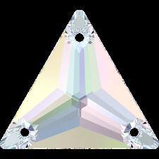 Triangle 16 mm Crystal AB