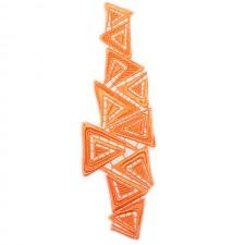 Triangle Fluo Orange